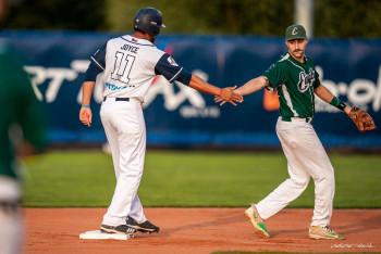 Arrows Ostrava získali letošní titul Mistra Česka baseballové Extraligy pro rok 2019