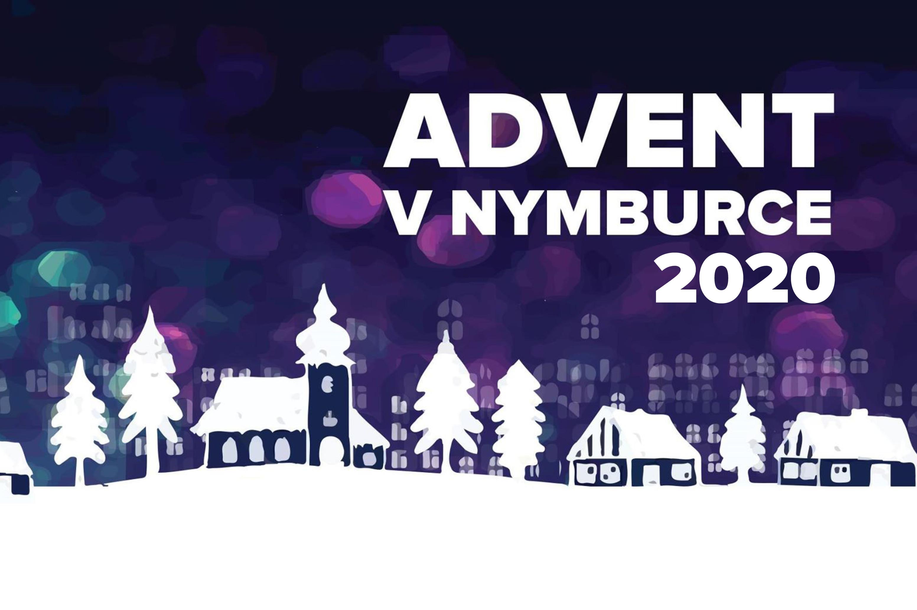 Oslavu adventu zažijeme v Nymburce online