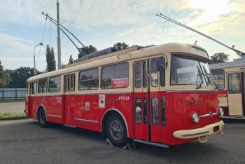 Trolejbusové oslavy v Plzni navštívilo přes 4000 lidí