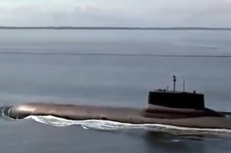Rusko odtajnilo Lajku, atomovou ponorku nové generace